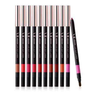 VDIVOV - Lip Cut Liner - 10 Colors