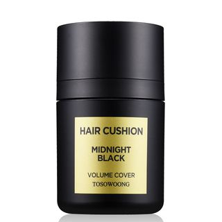 TOSOWOONG - Magic Hair Cushion (Black)
