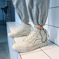 MARTUCCI - Lace Up Sneakers