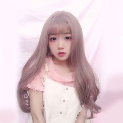 Anolyn - Long Wavy Full Wig Set