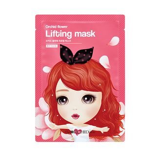 The ORCHID Skin(ザ オーキッドスキン) - Orchid Flower Lifting Mask 1pc