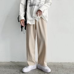 Ateso - Wide-Leg Dress Pants