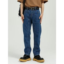 FAERIS - Straight-Leg Jeans
