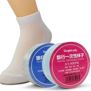 Bandify - Travel Disposable Socks