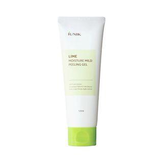 iUNIK - Lime Moisture Mild Peeling Gel 120g