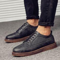 MARTUCCI - 布洛克牛津鞋