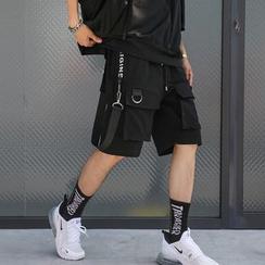 Bjorn - Drawcord Cargo Shorts