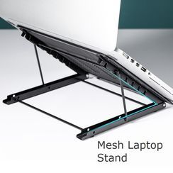 Home Simply - Mesh Laptop Stand