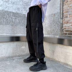 Robynn - Cargo Harem Pants