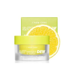 I DEW CARE - Say You Dew Moisturizing Vitamin C Gel + Cream