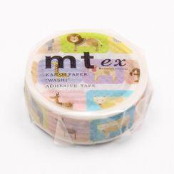 mt - mt Masking Tape : mt ex Geometry Animal