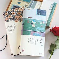 Homey House - 印花中笔记本