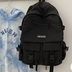 Anchara - Buckled Backpack