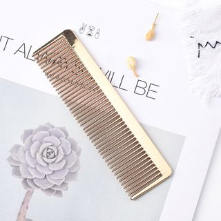 miss house - Alloy Hair Comb