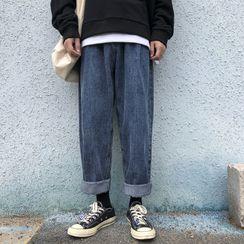 YERGO - Wide-Leg Jeans