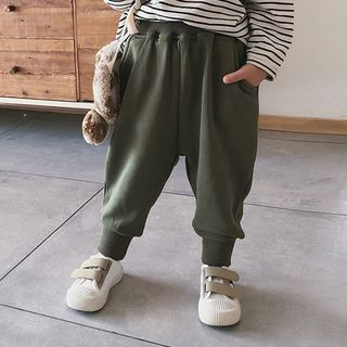 KittyWorld - Kids Cropped Harem Pants