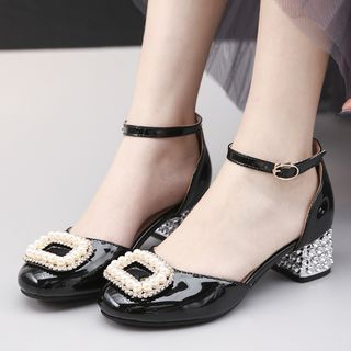 Cinnabelle - Block Heel Sandals