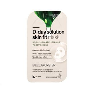 BELLAMONSTER - D-Day Solution Skin Fit Mask