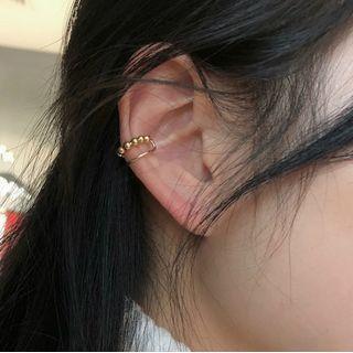Kokyu - Bead Ear Cuff