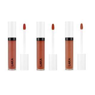 LAKA - Smooth Matte Lip Tint - 12 Farben