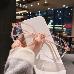 MOL Girl - 圓形眼鏡