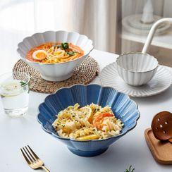 Modern Wife - Ceramic Bowl / Spoon / Chopsticks / Set
