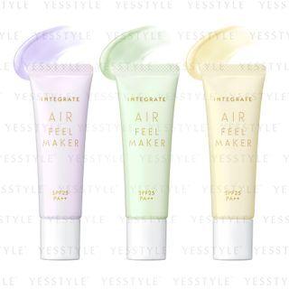 Shiseido - Integrate Air Feel Maker SPF 25 PA++ - 3 Types
