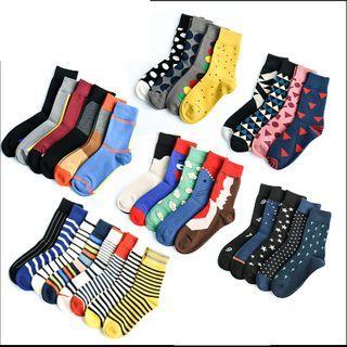 SHINSHIN - Printed Socks (Various Designs)