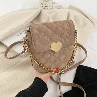 FAYLE - Quilted Crossbody Bag