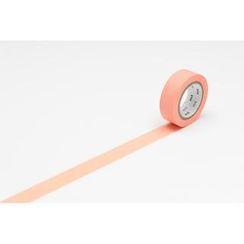 mt - mt Masking Tape : 1P Salmon Pink