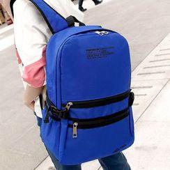 Top Seeka - Lettering Lightweight Backpack