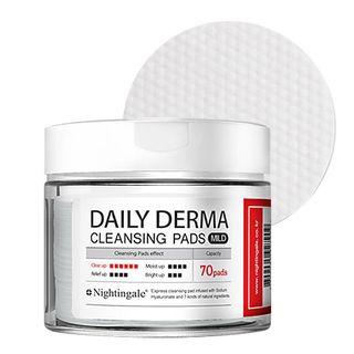 Nightingale - Daily Derma Cleansing Pad Mild 70pcs