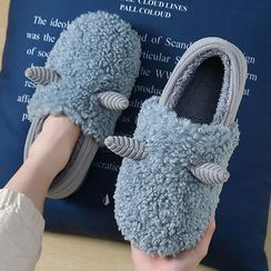 Ishanti - Fleece Home Slippers