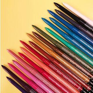 Absolute - Perfect Wear Waterproof Eyeliner (16 Colors), 0.3g
