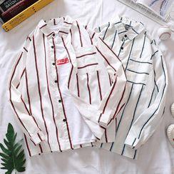 Rampo - 條紋襯衫