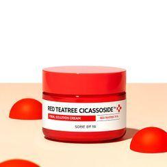 SOME BY MI - Red Tea Tree Cicassoside Derma Solution Cream