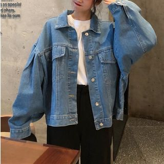 Rorah - Oversize Denim Jacket