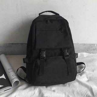 EAVALURE - Plain Lightweight Backpack