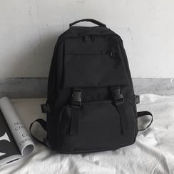 EAVALURE - Plain Lightweight Backpack