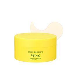 Goodal(グーダル) - Green Tangerine Vita C Eye Gel Patch