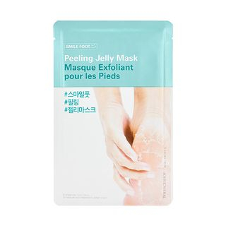 THE FACE SHOP - Smile Foot Peeling Jelly Mask 40ml