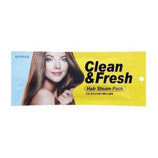 EUNYUL - Clean & Fresh Hair Steam Pack