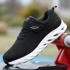 MINIKA - Adhesive Tab Athletic Sneakers