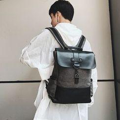 ETONWEAG - Flap Laptop Backpack
