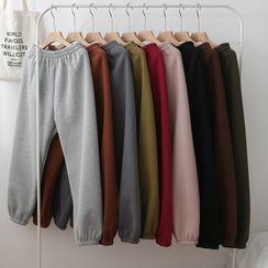 LEMONADE - 束腰運動褲