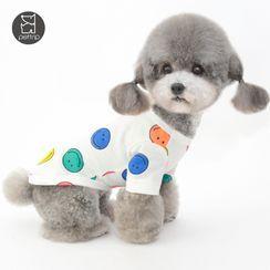Pettrip - Smiley Pet Top