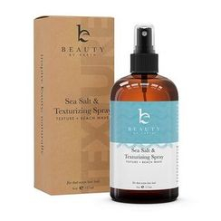 Beauty by Earth - Sea Salt & Hair Texturizer Spray