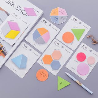 Dukson - Geometric Sticky Note