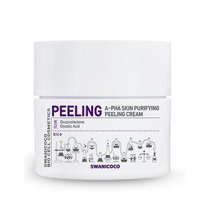 SWANICOCO - A-PHA Skin Purifying Peeling Cream