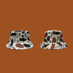 BACKNOW - Printed Bucket Hat